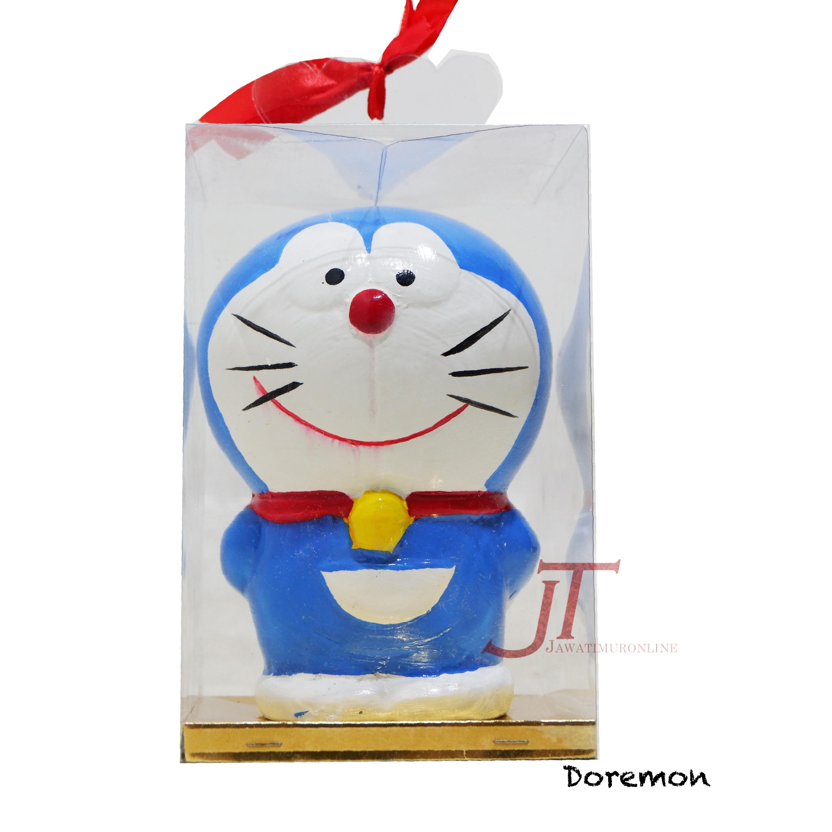 Celengan Karakter Lucu Doraemon Souvenier Ulang Tahun Dan Pesta